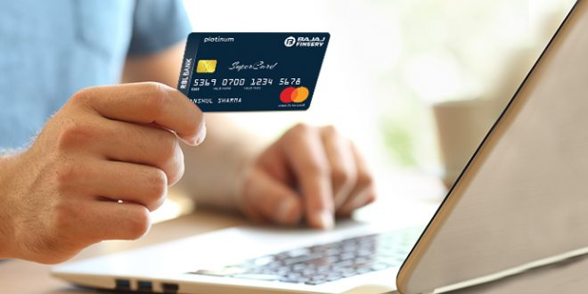 student credit card in India
