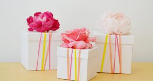 Gift Wrap Boxes custom