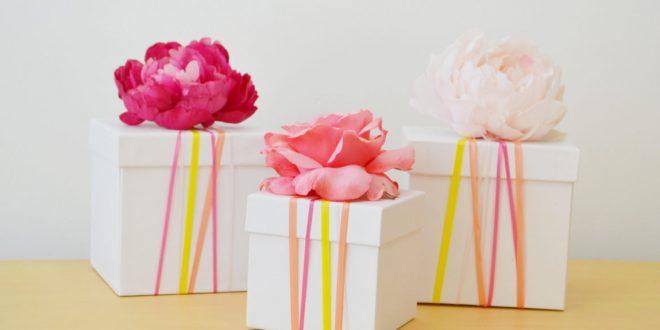 Gift Wrap Boxes custom