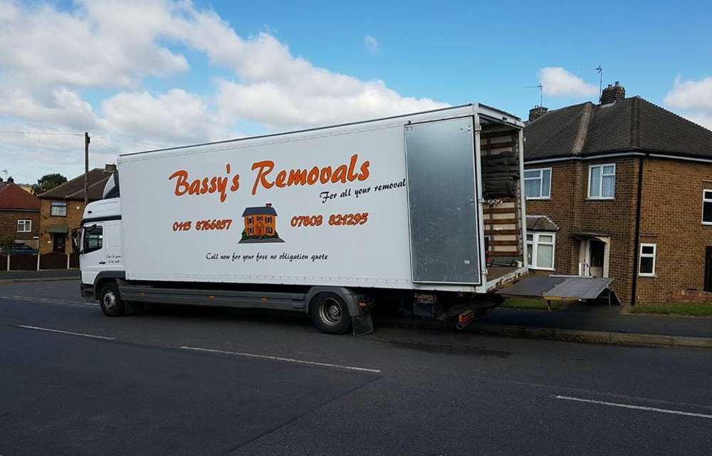 Office Removals Derby