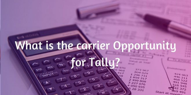 What is the carrier Opportunity for Tally_