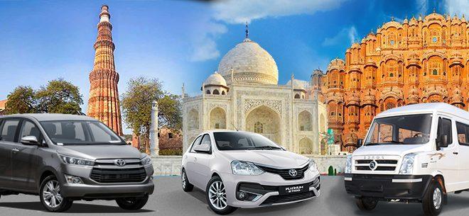 delhi agra jaipur tour by car
