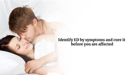 Identify ED by Symptoms