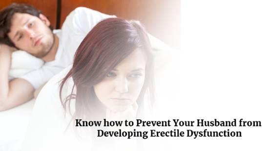 Developing Erectile Dysfunction