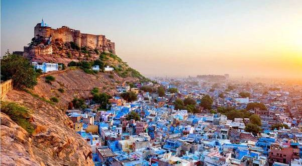 Tourist Spots in the Blue City of Jodhpur