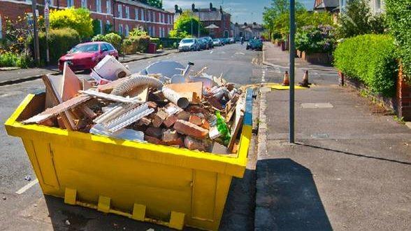 Skip Bins for Household Waste