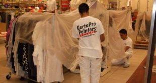 Hire Commercial Painters