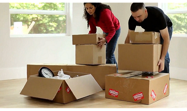Use The Right Size Boxes To Pack Things