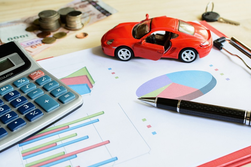Finance for commercial vehicles