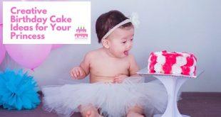 Birthday Cake for your Princess
