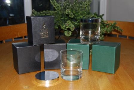 Selection Of Candle Boxes