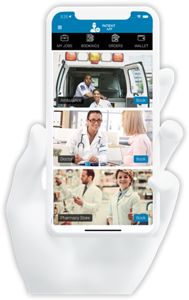 On-Demand Healthcare Services