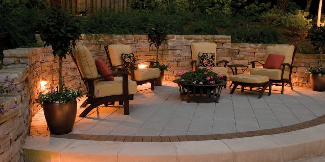 6 Modern Deck And Patio Lighting Ideas