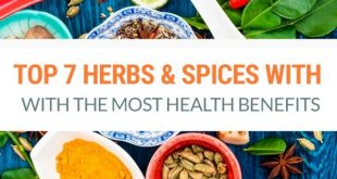 7 Herbs & Spices Your Body Would Love This Winter