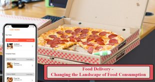 Food Delivery - Changing the Landscape of Food Consumption