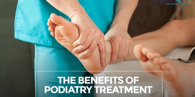 Podiatry Treatment