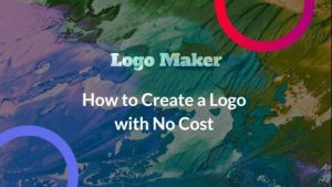 How to Create a Logo with No Cost