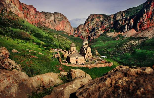 Armenian sightseeing places