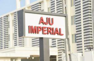 AJU Imperial hotel