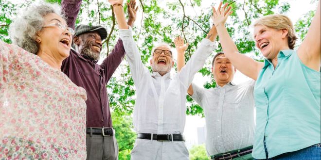 4 Useful Tips To Help Seniors Live A Healthy And Happy Life