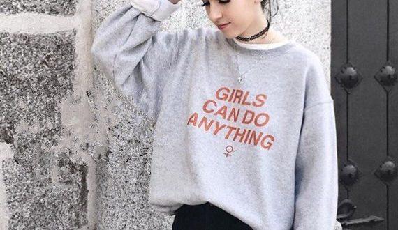 Spruce Up Your Sweatshirt