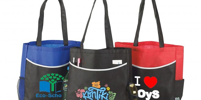 The Effective Use of Eco-friendly Bags as Promotional Products