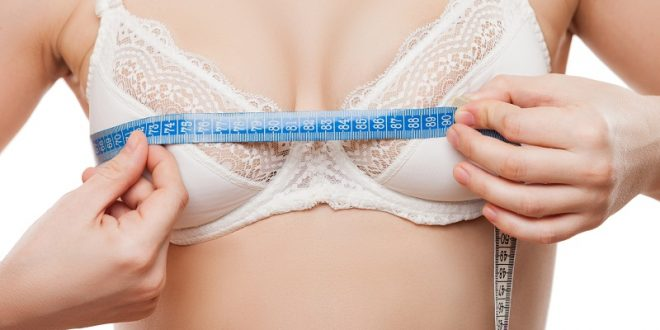 How to Increase Breast Size Naturally At Home