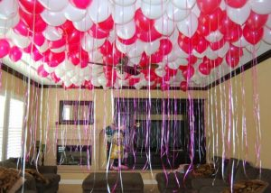 Birthday Surprise For Husband