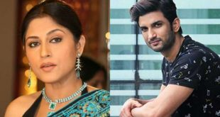 Roopa Ganguly Takes Stand in Sushant Singh's Case