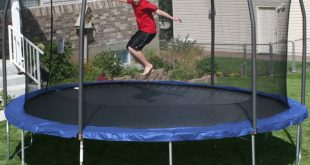 Ways to Install Trampoline