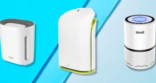 air purifier for dust