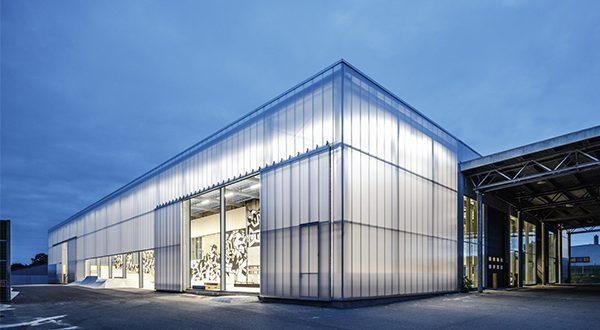 Industrial Buildings Design