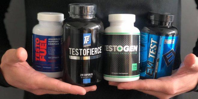 Best Testosterone Booster Supplements