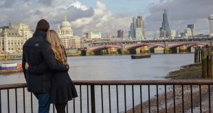 London for a Romantic Honeymoon