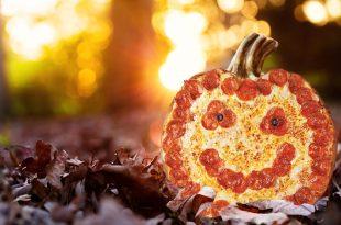 Papa John's Halloween Pizza