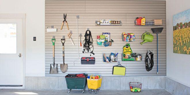 garage organization ideas