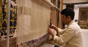 Indian rugs industry