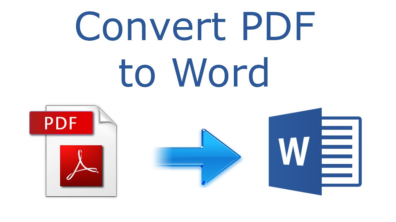 Why Users Prefer Online PDF To Word Converter Over Offline Converter?