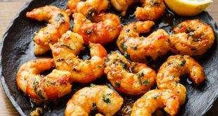 Healthiest And Tastiest Shrimp