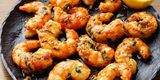 Healthiest And Tastiest Shrimp