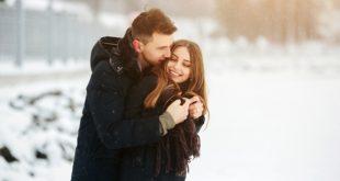 When A Guy Initiates A Hug