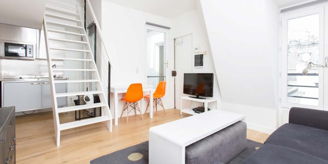 apartment rentals in Paris