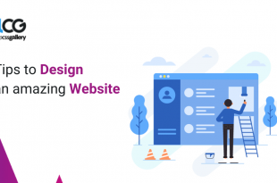 Tips to design an amazing website