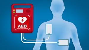 AED equipment