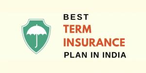 Term Insurance Plan