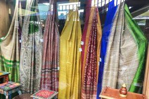 buying new saree