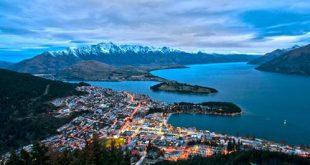 Study English in Queenstown