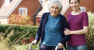Care Options For An Elderly Relative